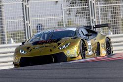 #58 Sportec Motorsport Lamborghini, Huracan GT3: Christoph Lenz, Roberto Pampanini, Mauro Calamia
