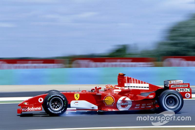 2005: Ferrari F2005 (одна победа, 3-е место в КК)