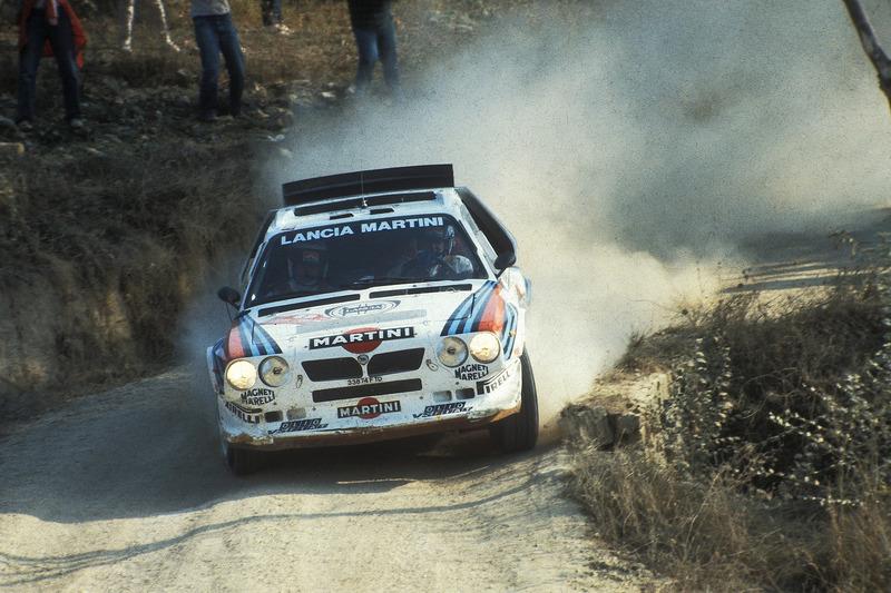 Markku Alen, Ilka Kivimäki, Lancia Delta S4