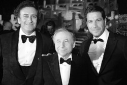Alejandro Agag, Jean Todt avec Marco Parroni