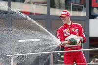 Podyum: Michael Schumacher, Ferrari
