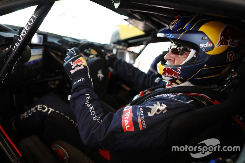 Carlos Sainz, Team Peugeot Sport, Peugeot 3008 DKR