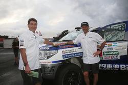 #327 Toyota: Christian Lavieille, Jean-Pierre Garcin