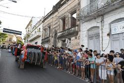 #371 Toyota: Гастон Инфанте и Фернандо Акоста