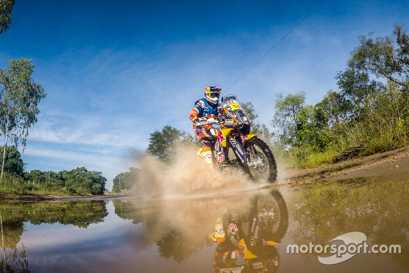 4. #14 Red Bull KTM Factory Racing: Сем Сандерленд