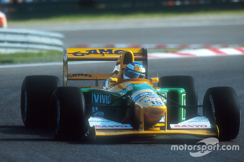 1992 Belçika GP