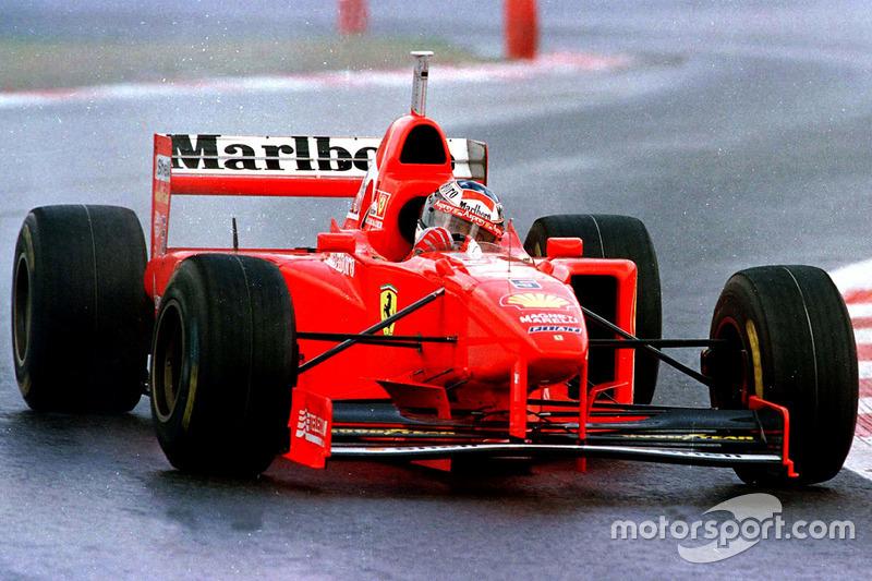Vierde zege van Michael Schumacher, Ferrari (1997)