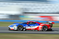 #67 Chip Ganassi Racing, Ford GT: Ryan Briscoe, Richard Westbrook, Scott Dixon