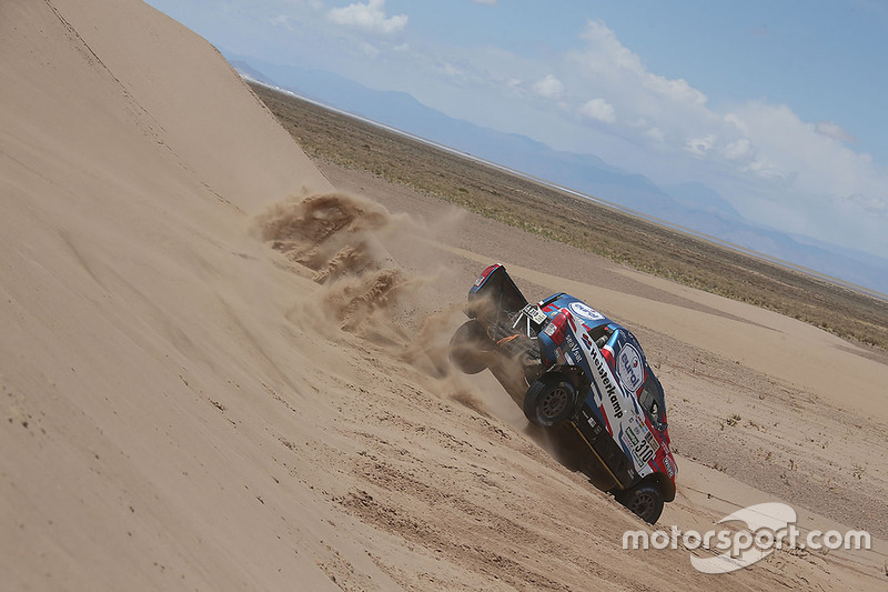 10. #310 Toyota: Ерік Ван Лон, Ваутер Розегаар