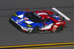 #67 Chip Ganassi Racing, Ford GT, Ryan Briscoe, Richard Westbrook, Scott Dixon