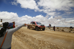 #305 Overdrive Racing Toyota: Nani Roma, Alex Haro
