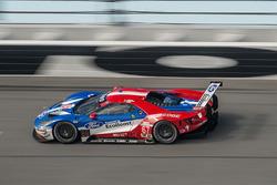 #67 Chip Ganassi Racing, Ford GT: Ryan Briscoe, Richard Westbrook, Scott Dixon