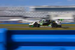 IMSA-Test in Daytona, Januar