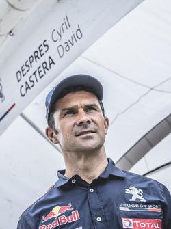 Cyril Despres, Peugeot Sport
