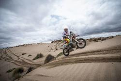 #50 Honda: Daniel Nosiglia Jager