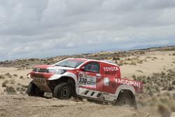 #330 Overdrive Racing Toyota: Alejandro Miguel Yacopini, Daniel Merlo