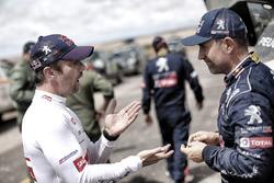 Sébastien Loeb, Peugeot Sport, Stéphane Peterhansel, Peugeot Sport