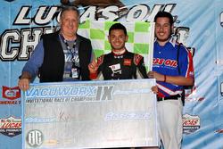 Vacuworx International Race of Champions: Sieger Kyle Larson