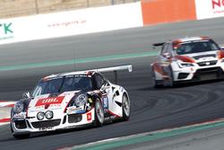 #90 MRS GT-Racing, Porsche 991 Cup: Olivier Baharian, Manuel Nicolaidis, Ilya Melnikov
