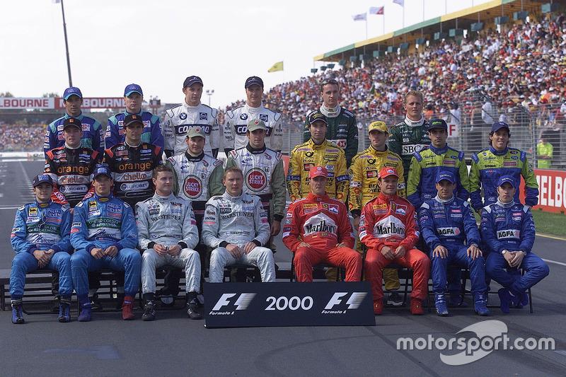 Jenson Button - 2000 Avustralya GP