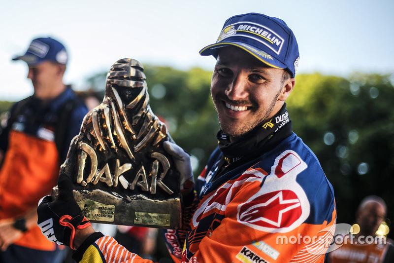 8. Переможець Сем Сандерленд, Red Bull KTM Factory Racing