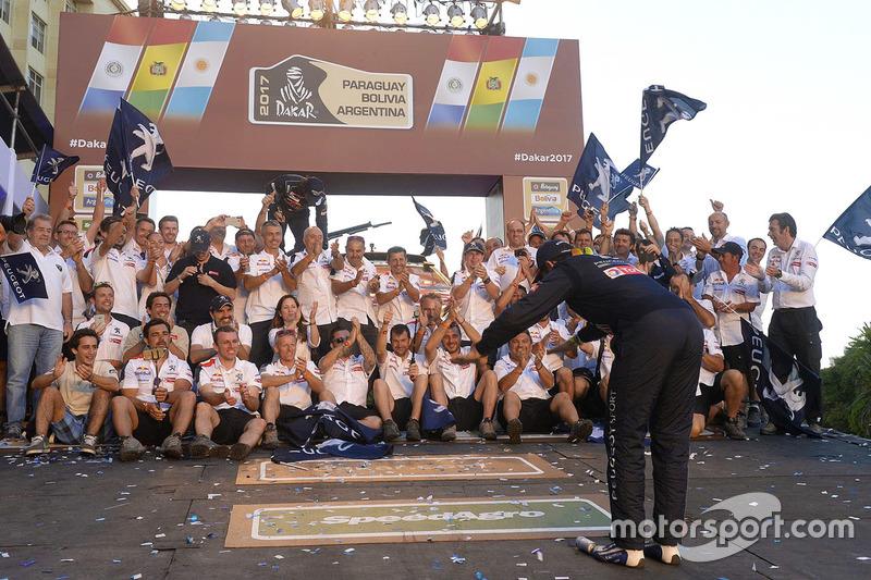 6. Святкування Peugeot Sport