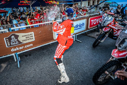#8 Himoinsa Racing Team KTM: Gerard Farrés celebrates