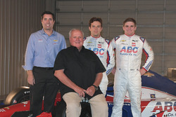 A.J. Foyt Enterprises drivers announcement