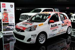 Nissan Micra Cup, Auto von Xavier Coupal