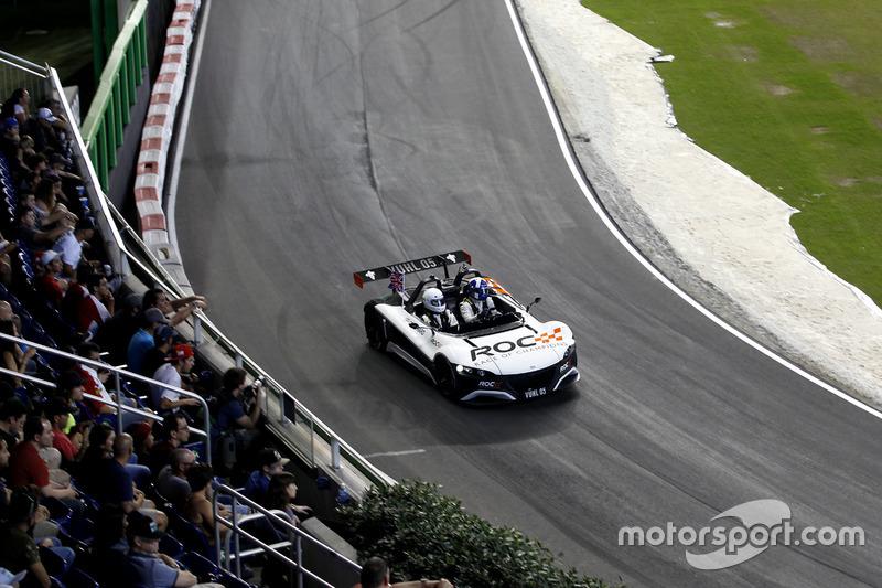David Coulthard, Vuhl 05 RoC Edition