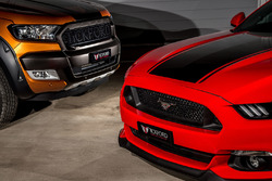 Tickford Ford Mustang: Front