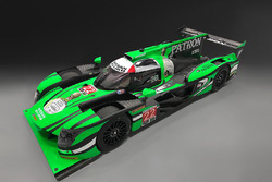 Tequila Patron ESM livery voorstelling
