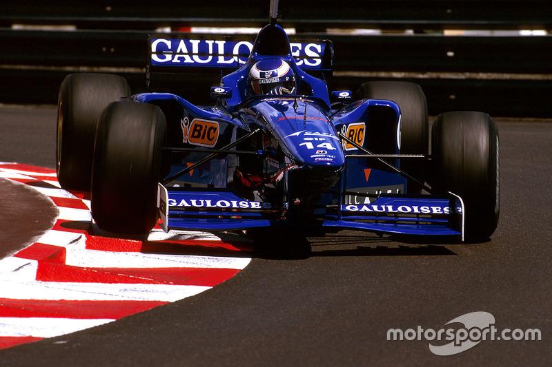 Olivier Panis, Prost JS45