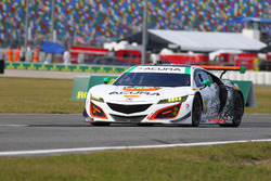 #93 Michael Shank Racing Acura NSX: Енді Лаллі, Кетрін Легг, Марк Вілкінс, Грем Рейхол