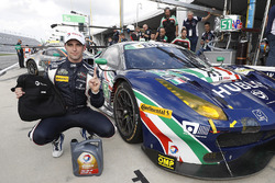 Pole position GTD for Alessandro Pier Guidi, Spirit of Race