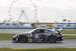 #33 CJ Wilson Racing, Porsche Cayman GT4: Marc Miller, Till Bechtolsheimer