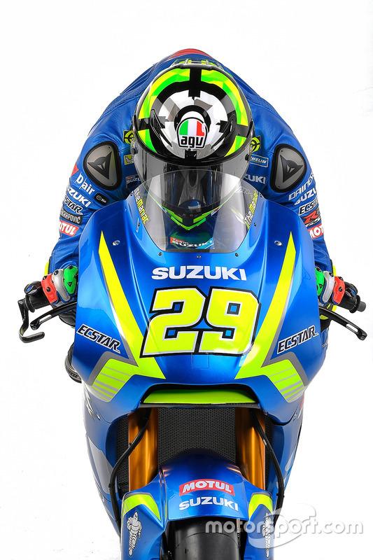 Андреа Янноне, Team Suzuki Ecstar MotoGP