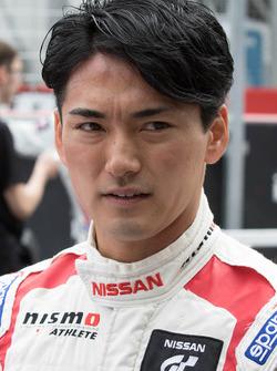 Katsumasa Chiyo, Nissan Motorsport