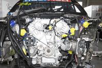 #24 Nissan Motorsport, Nissan GT-R Nismo GT3 engine