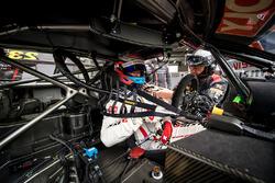 #23 Nissan Motorsport, Nissan GT-R Nismo GT3: Alex Buncombe