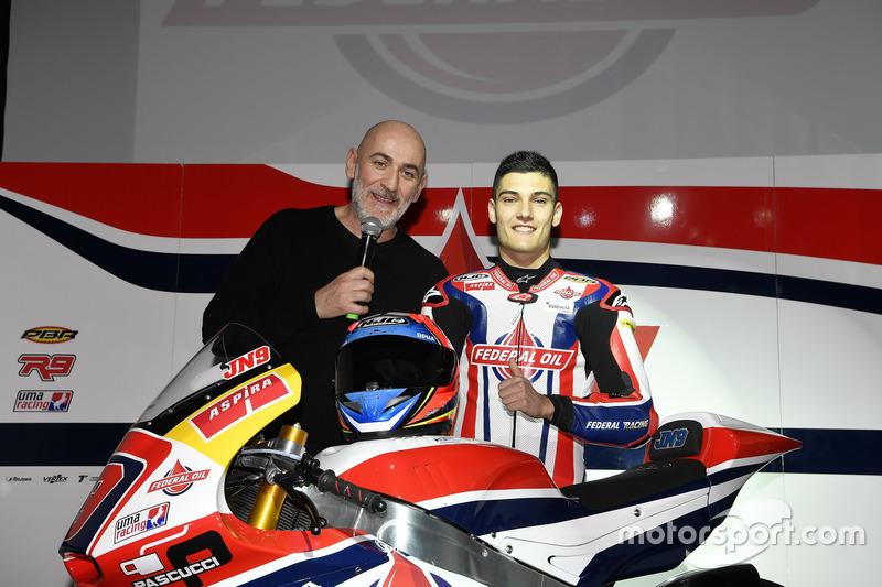 Jorge Navarro, Federal Oil Gresini Moto2