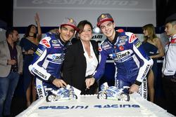 Jorge Martín, Gresini Racing Team; Fabio Di Giannantonio, Gresini Racing Team
