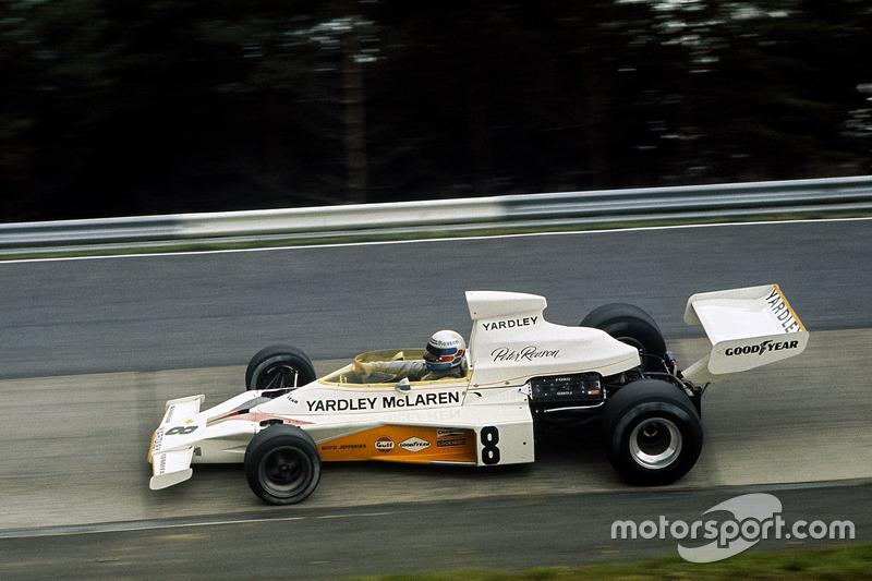 1973-1978: McLaren M23