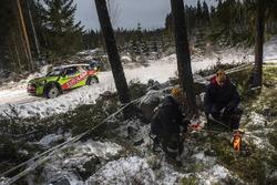 Валерий Горбань и Сергей Ларенс, Mini Cooper WRC