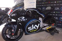Moto2-Bike von Francesco Bagnaia