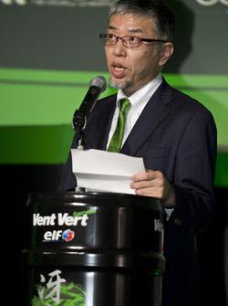 Ken Ondo, Kawasaki, Motorsportchef