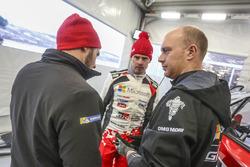 Miikka Anttila, Toyota Racing