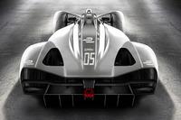 Spark Racing Technology Formula E rendering