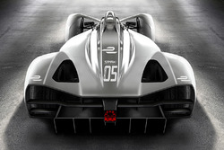Designstudie von Spark Racing Technology