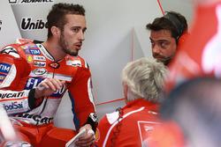 Andrea Dovizioso, Gigi Dall'Igna, Ducati Team